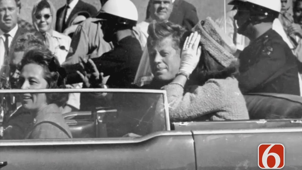 Julia Benbrook: JFK Assassination Documents Released