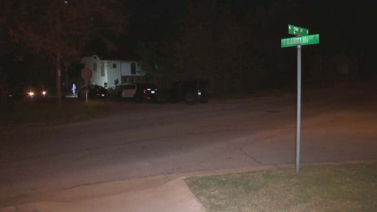 WEB EXTRA: Video From Scene Of Deadly Sand Springs Burglary