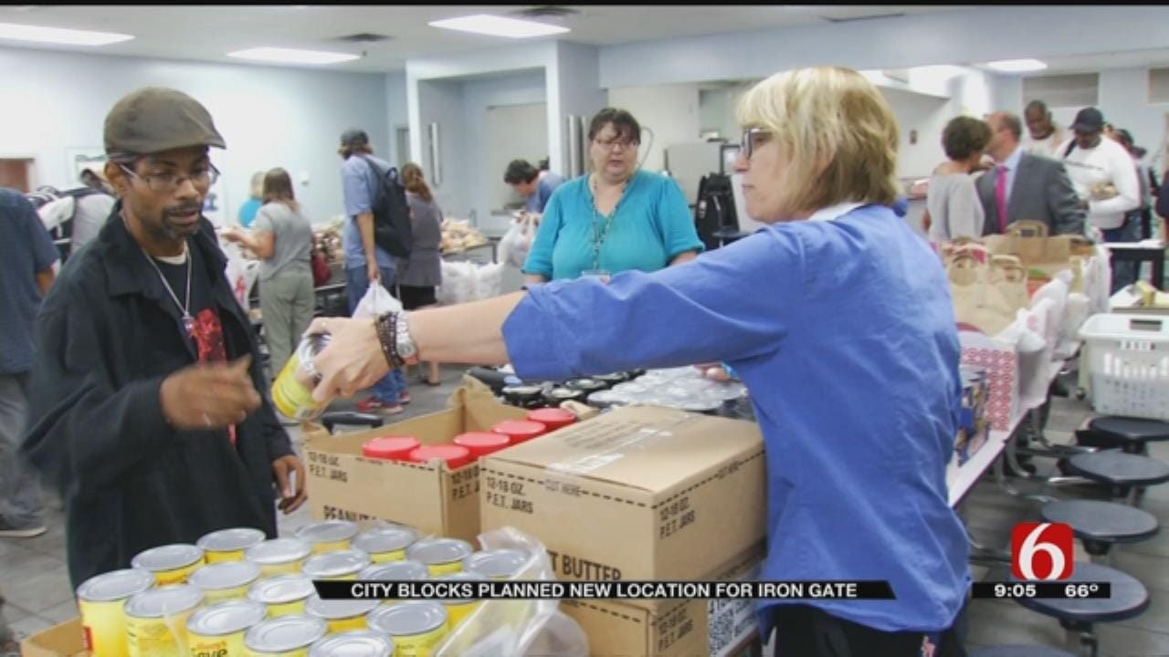 Tulsa Soup Kitchen Hopes To Build New Facility, Faces Legal Roadblocks