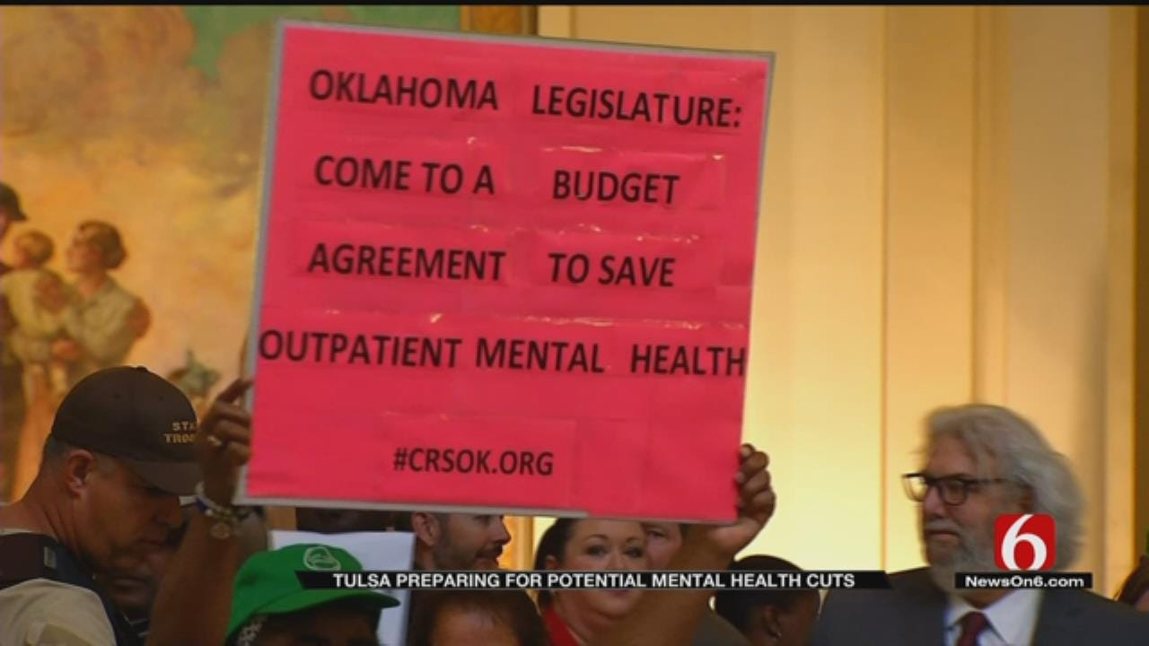 Tulsa Mental Health Association Scolds Lawmakers For Failed Budget Negotiations