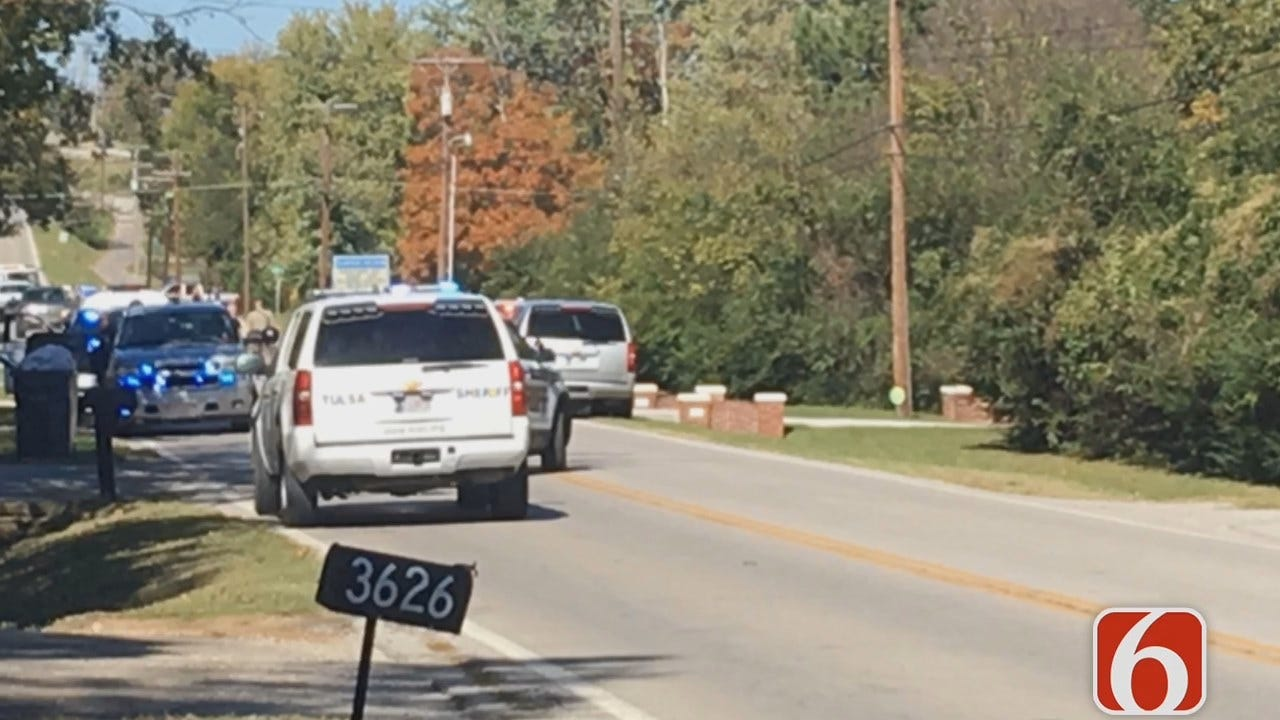 Justin Shrair: Armed And Barricaded Berryhill Suspect In Custody