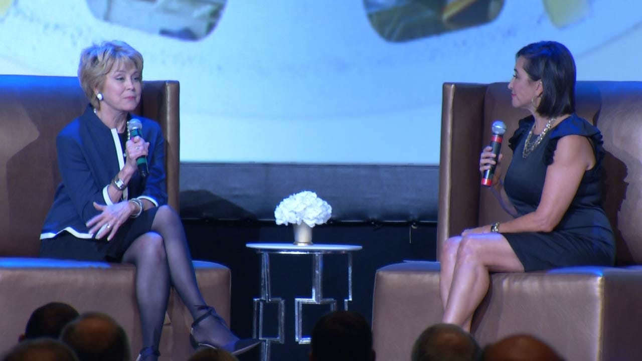 Terry Hood Sits Down With CBS Sunday Morning Host Jane Pauley