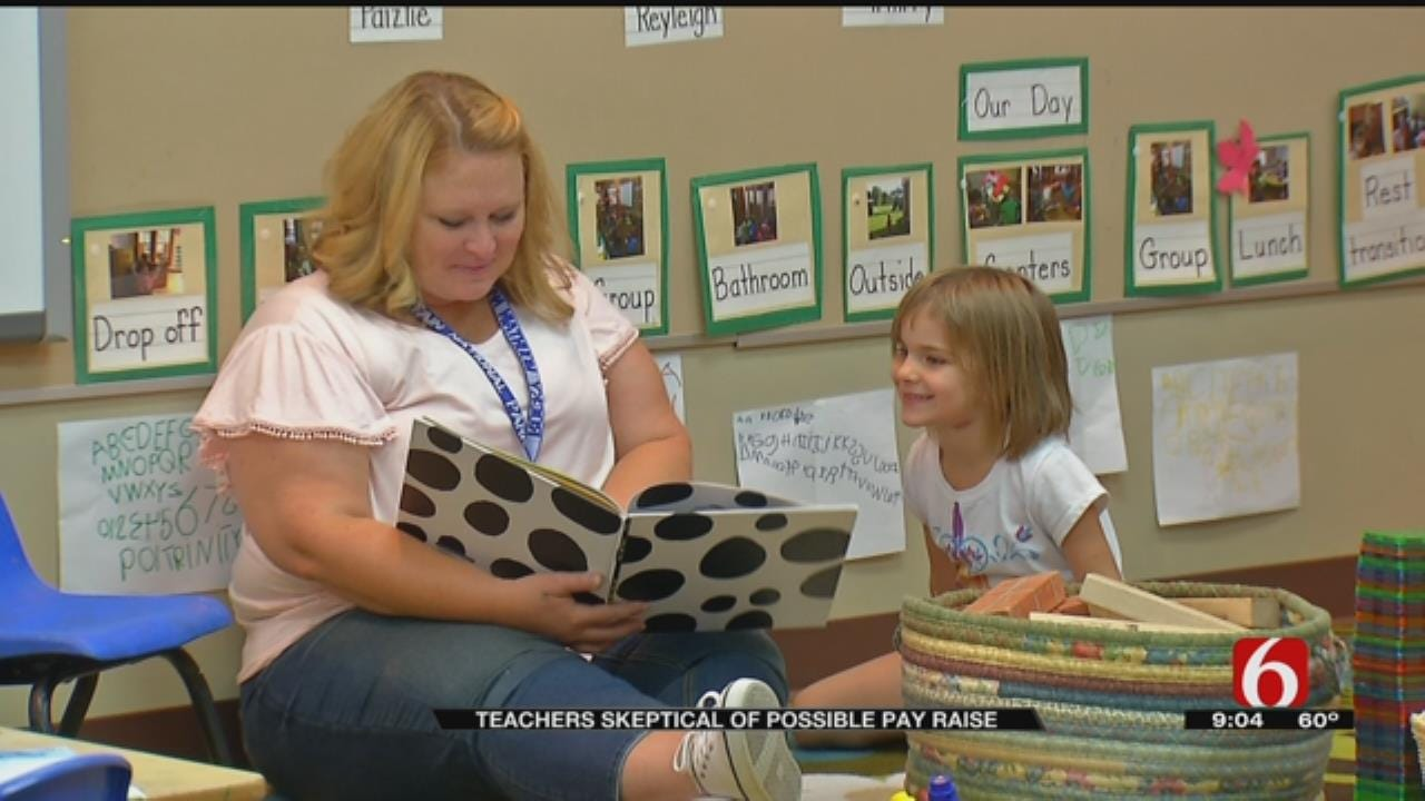 Oklahoma Teachers Continue Pursuit To Better Pay