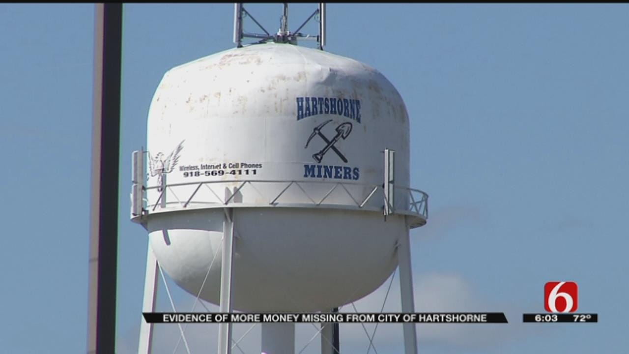 Hartshorne Seeks Federal Funds