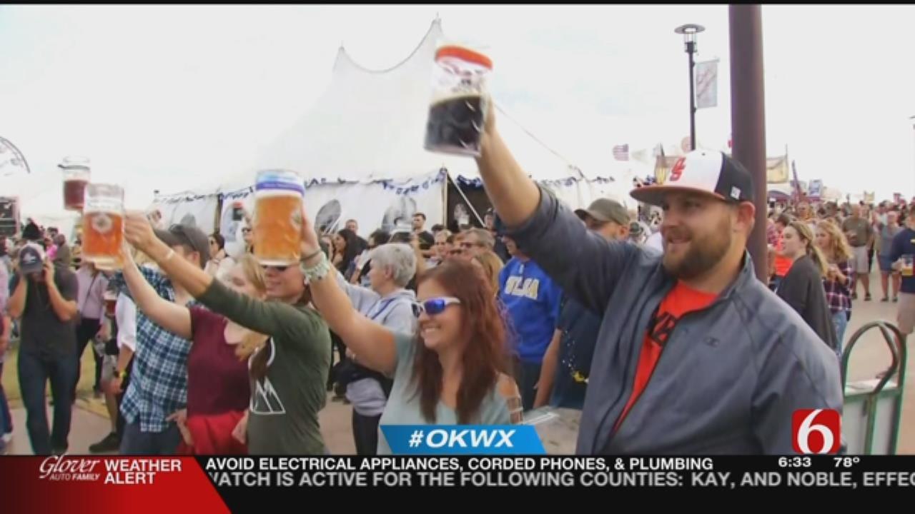 Oktoberfest Organizers Decide To Close Early Saturday
