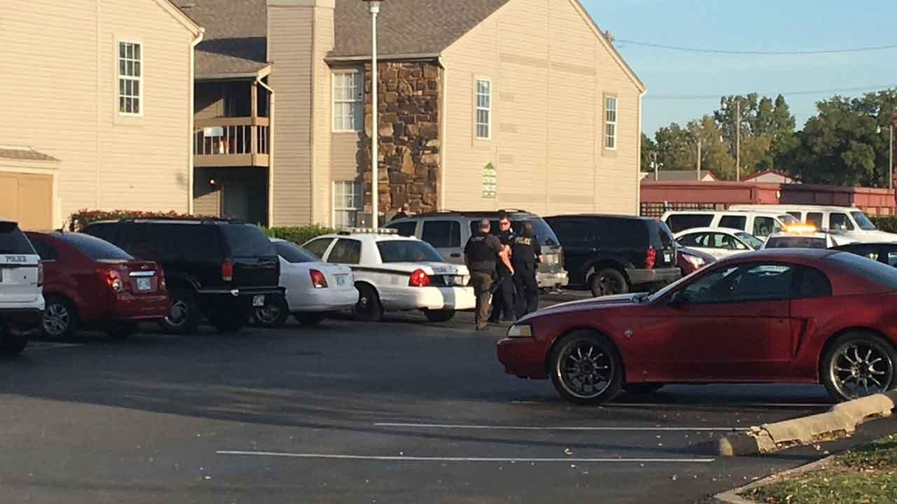 Joseph Holloway: Woman Shot At Tamarack Place Apartments