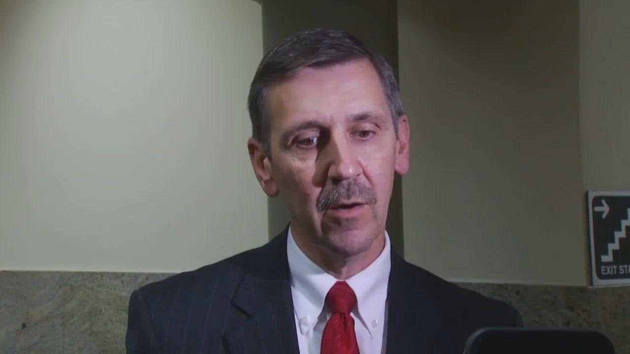 WEB EXTRA: Tulsa County District Attorney Steve Kunzweiler