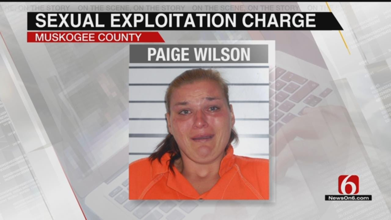 Muskogee Woman Charged With Sexually Exploiting Girl