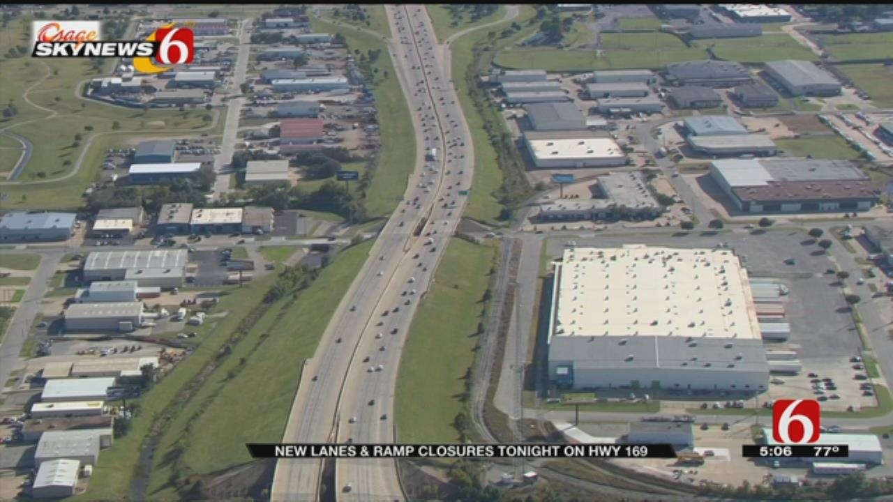 Web Extra: Highway 169 Work Preview