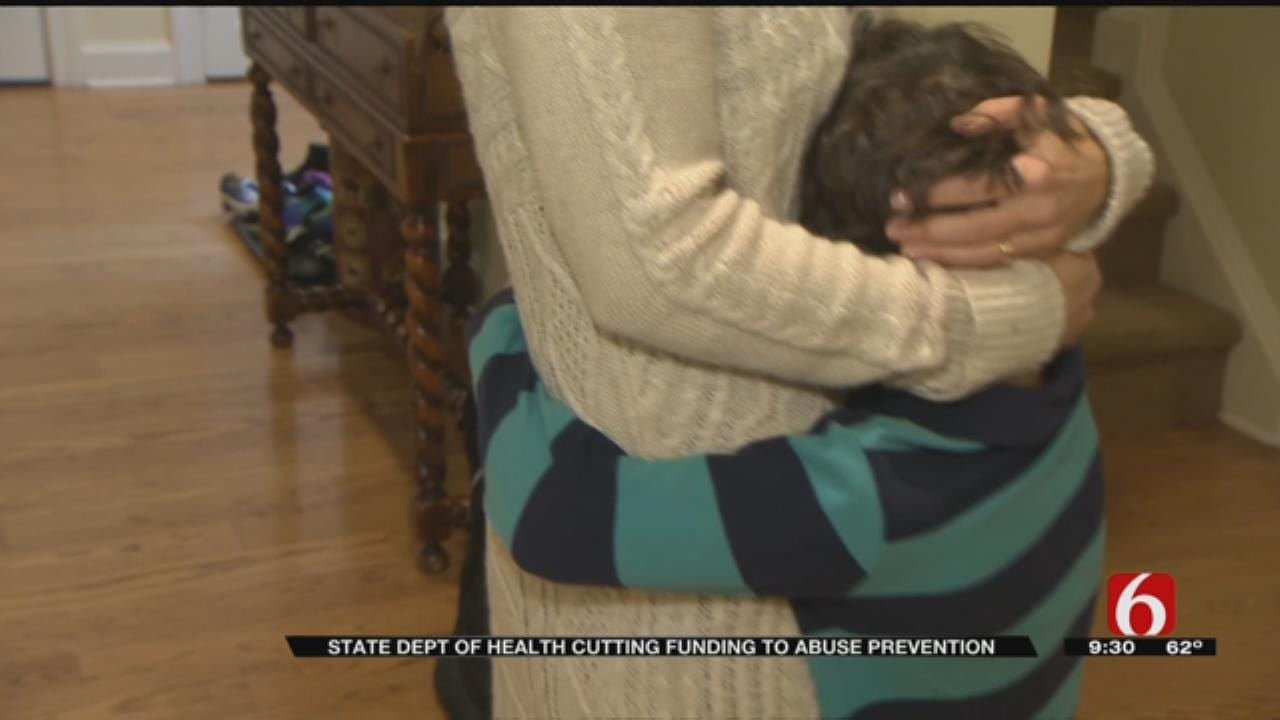 Oklahoma Department Of Health Cuts Funding For Child Abuse Prevention Programs
