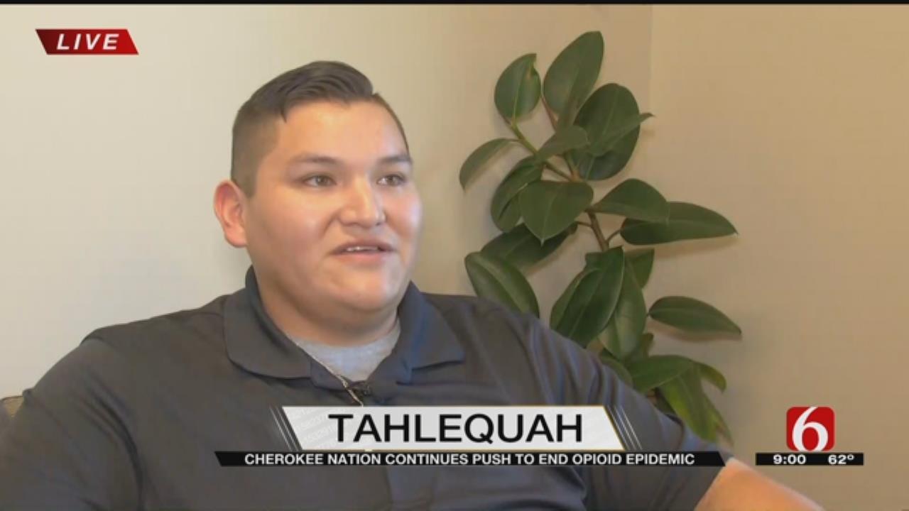 Cherokee Nation Fights Oklahoma's Opioid Crisis