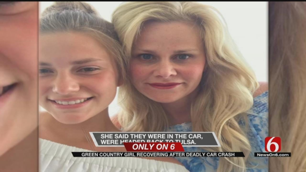 OK Family Believes Daughter Who Survived Horrific Car Crash Will Walk Again
