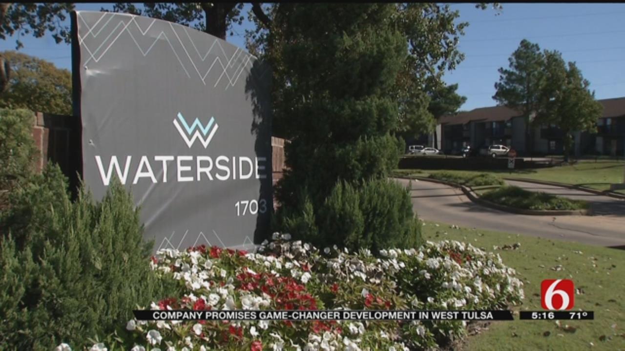 Dallas Based Company Buys Tulsa Apartment Complex