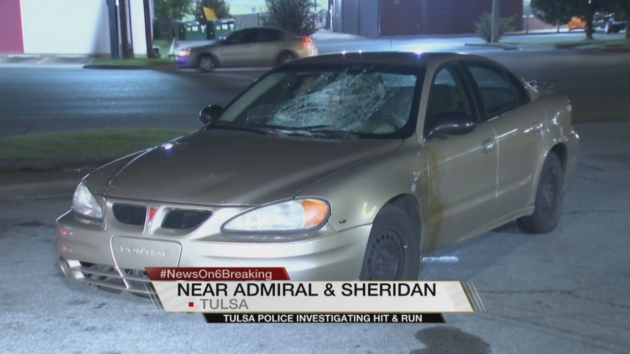 Tulsa Man In Critical Condition After Being Hit By Two Cars