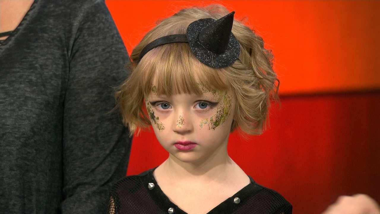 Halloween Make-Up Tips From Metric Hair Studio