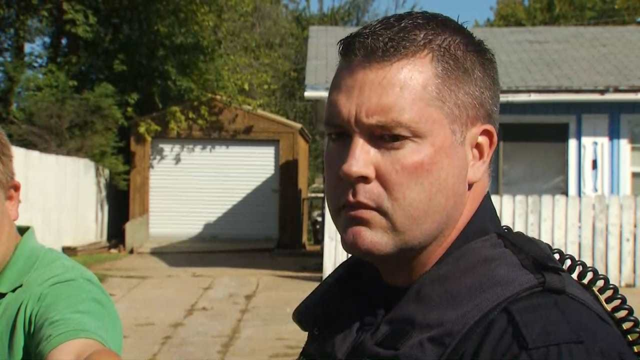 WEB EXTRA: Tulsa Police On City's 69th Homicide