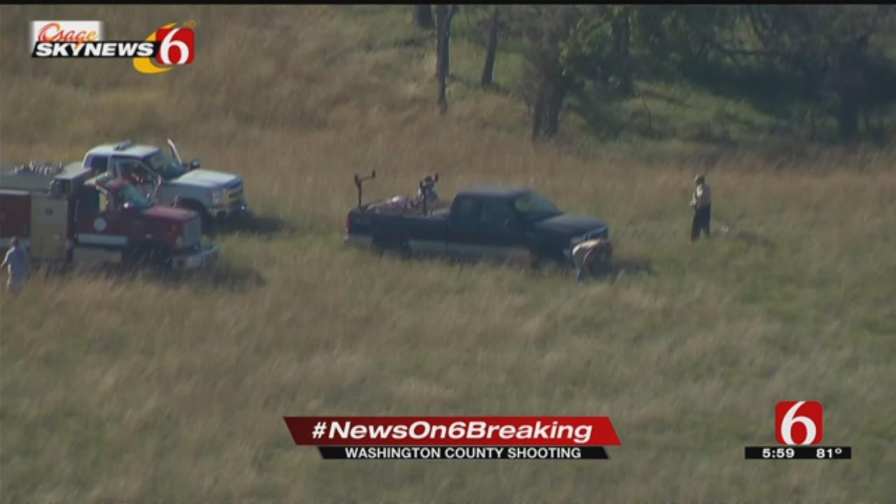 Law Enforcement Investigating After Shooting West Of Vera