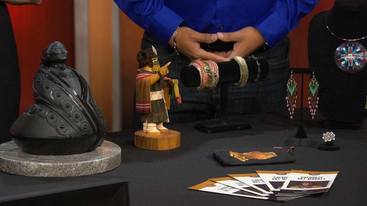 Cherokee Art Market To Be Held This Weekend At Hard Rock