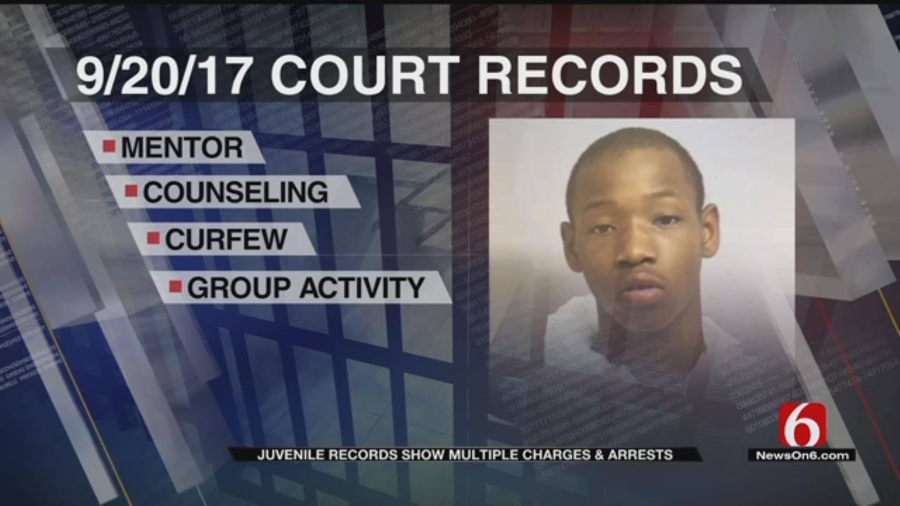 Tulsa Teen Now Facing 22 Charges Related To Crime Spree
