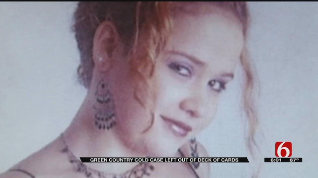 Murdered Tulsa Teen's Cold Case Not Included In OSBI Push