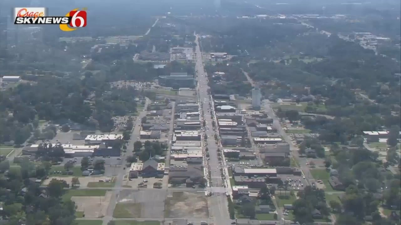 WEB EXTRA: Video From Osage SkyNews 6 HD Of Streets To Be Resurfaced