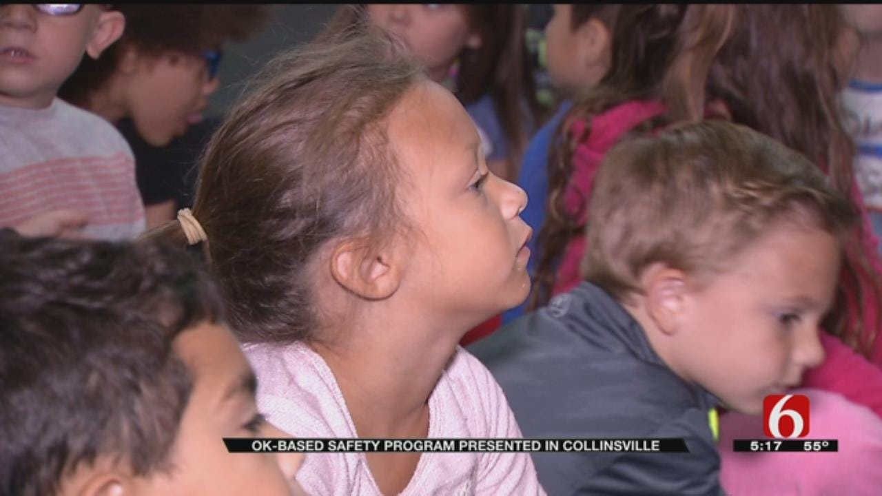 Oklahoma-Based Program Teaches Students To Think About Crime Prevention