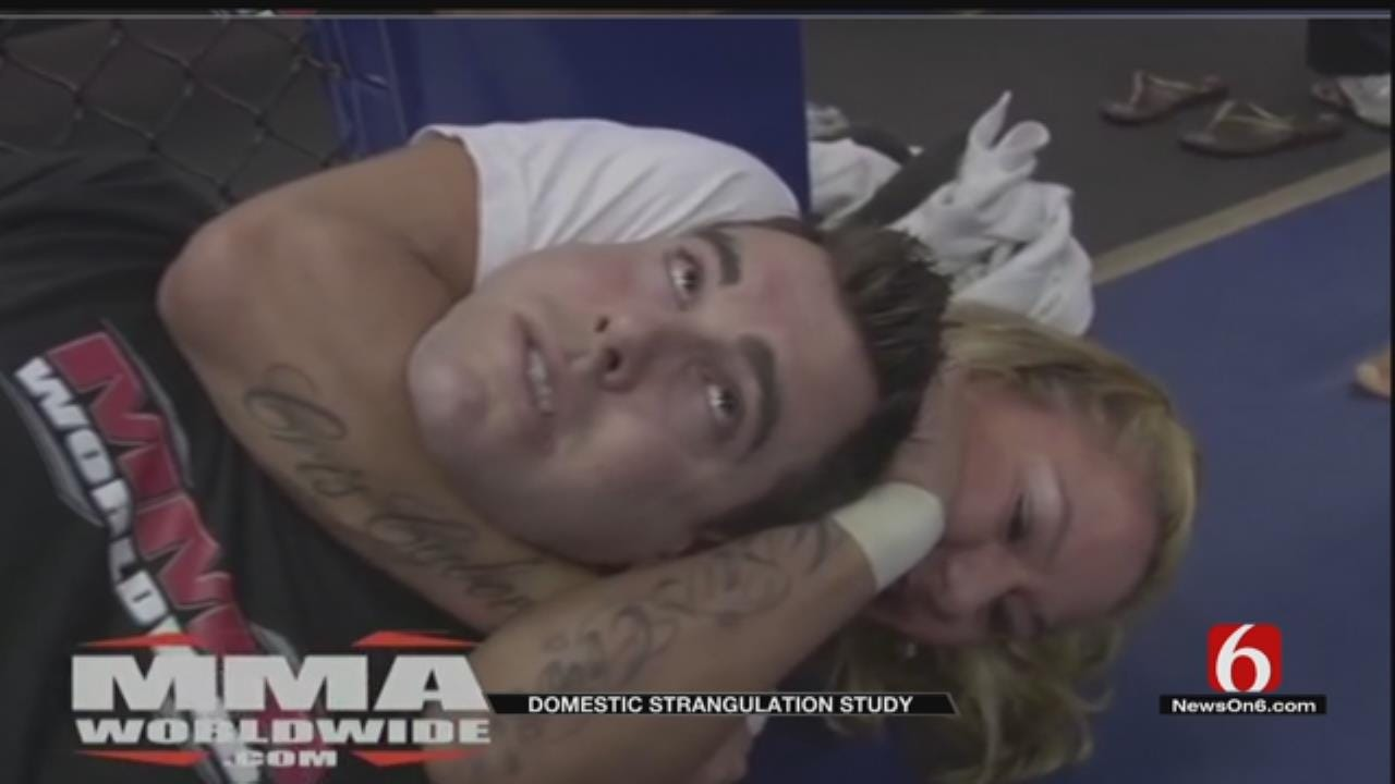 Strangulation One Of The Most Lethal Forms Of Domestic Violence