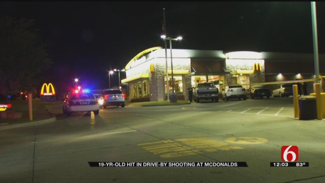 Tulsa Police Hearing Multiple Stories After Shooting That Injured One