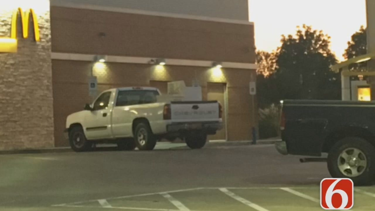 Joseph Holloway Reports On Teen Shot Outside West Tulsa Fast Food Restaurant