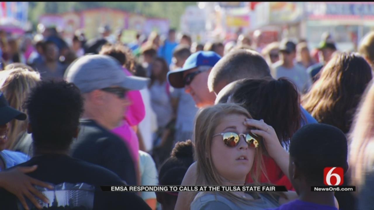 EMSA Gives Advice For Fair Goers