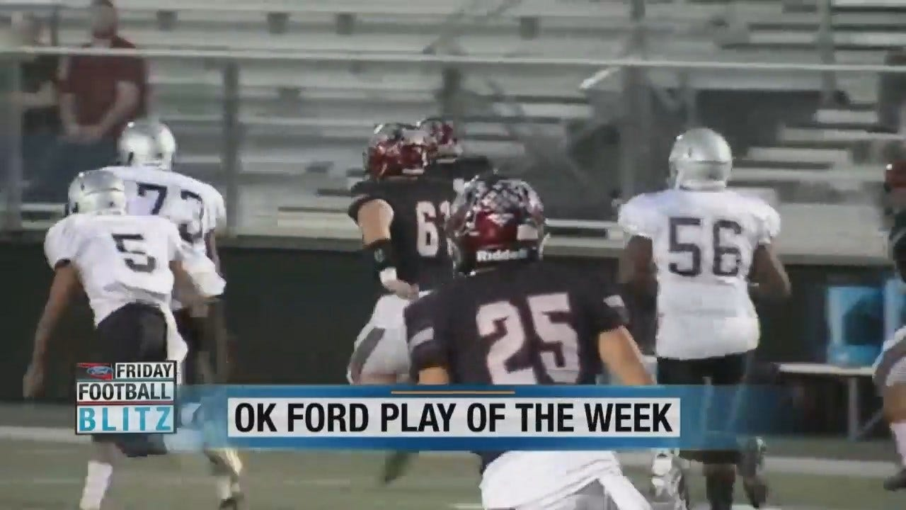 Oklahoma Ford Play Of The Week