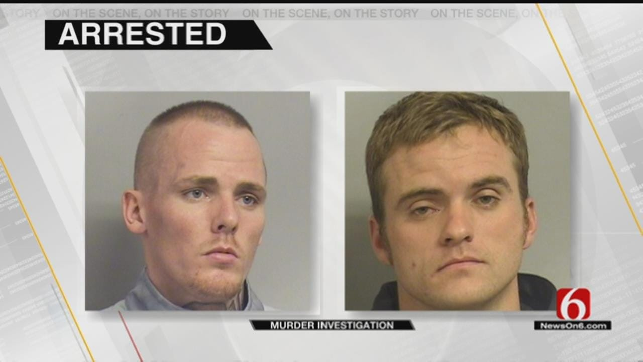 Arrest Report Reveals New Details In Tulsa's 68th Homicide