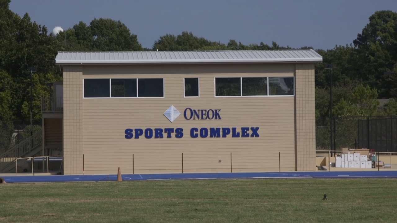 ORU Dedicates New ONEOK Sports Complex