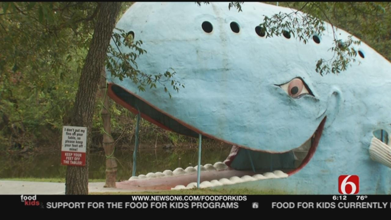 Builders Giving Partial Makeover To Blue Whale Seek Helpers, Donations
