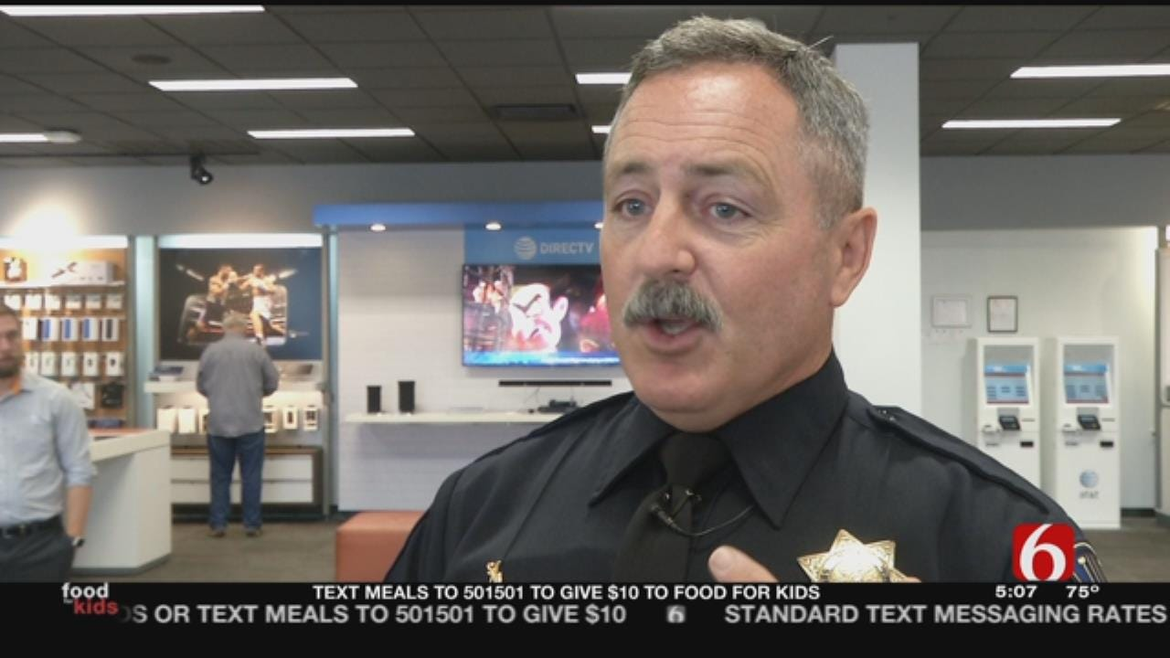 AT&T Stores Collecting Teddy Bears For TPD To Help Comfort Children