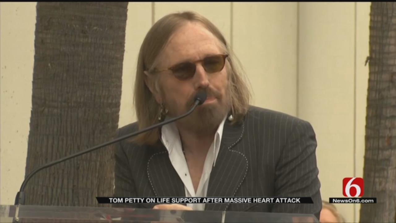 Tulsa Musician Recounts Early Career With Tom Petty