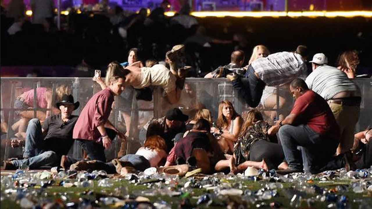 Tulsans In Las Vegas 'Terrified And Nervous' During Mass Shooting