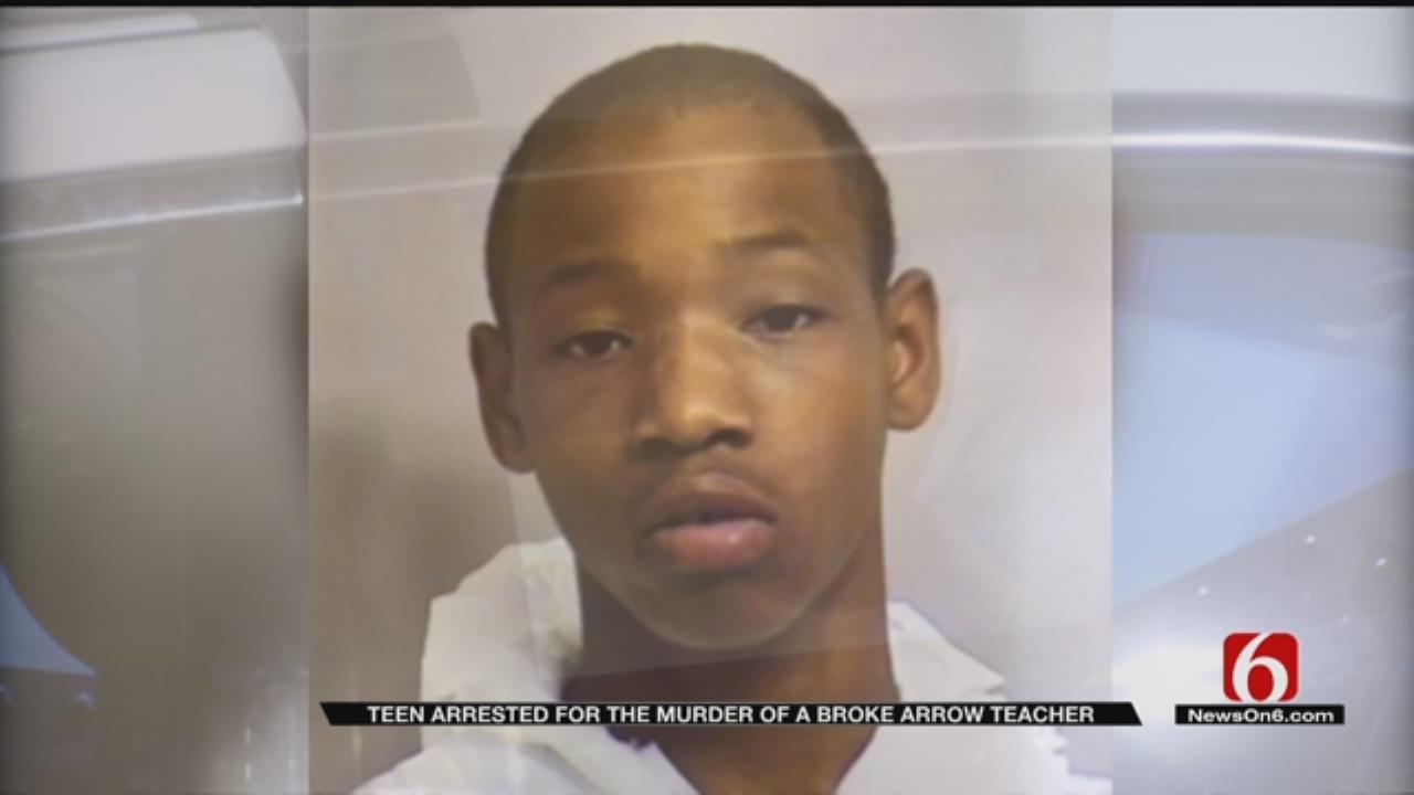 Tulsa Teen Accused Of Murder, Sexual Assault
