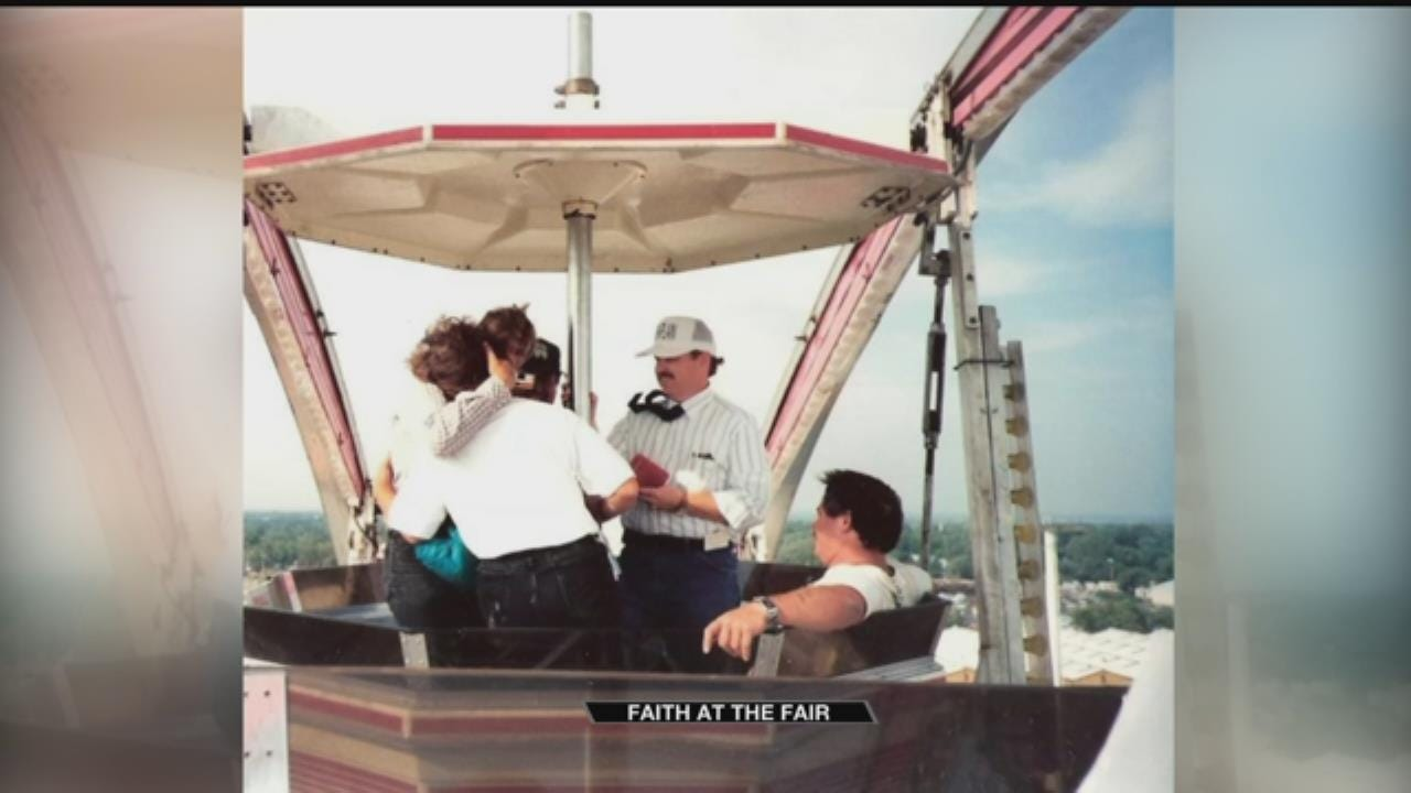 Ferris Wheel Marriages Not Unusual For State Fair Chaplains