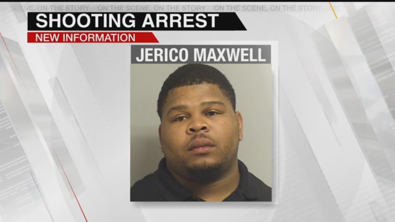 Man Shot Several Times Outside Tulsa Club