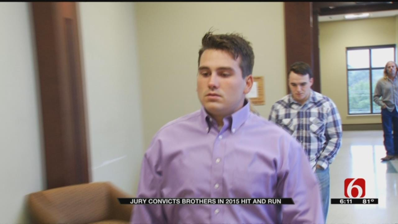 Rogers County Jury Reaches Verdict In Shriver Brothers Case