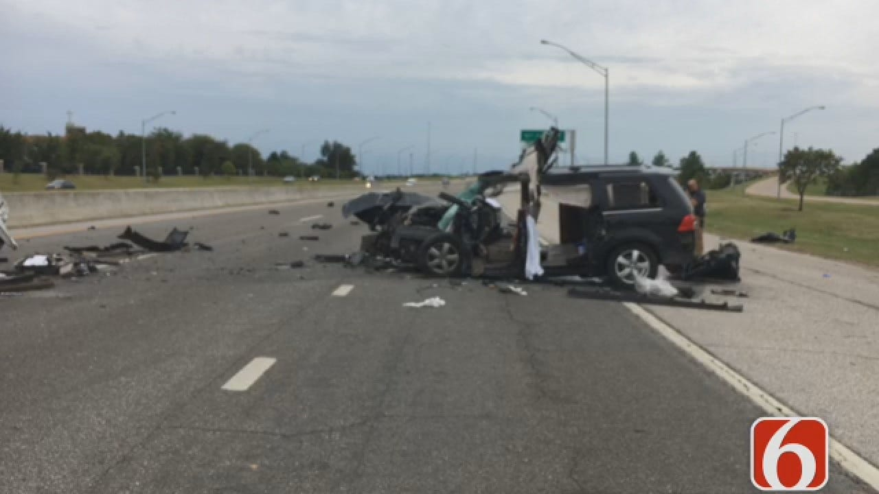Emory Bryan: Crash On Highway 169 Sends Two Drivers To Hospital