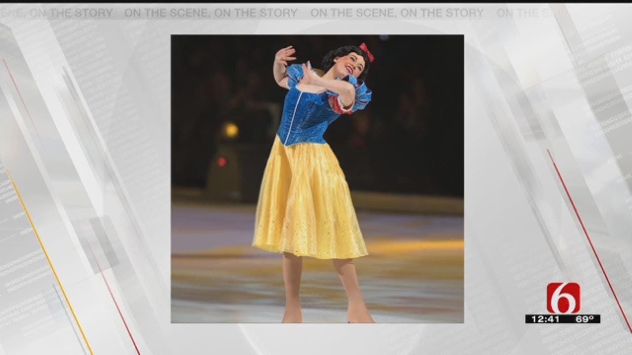 Snow White Visits News On 6 At Noon
