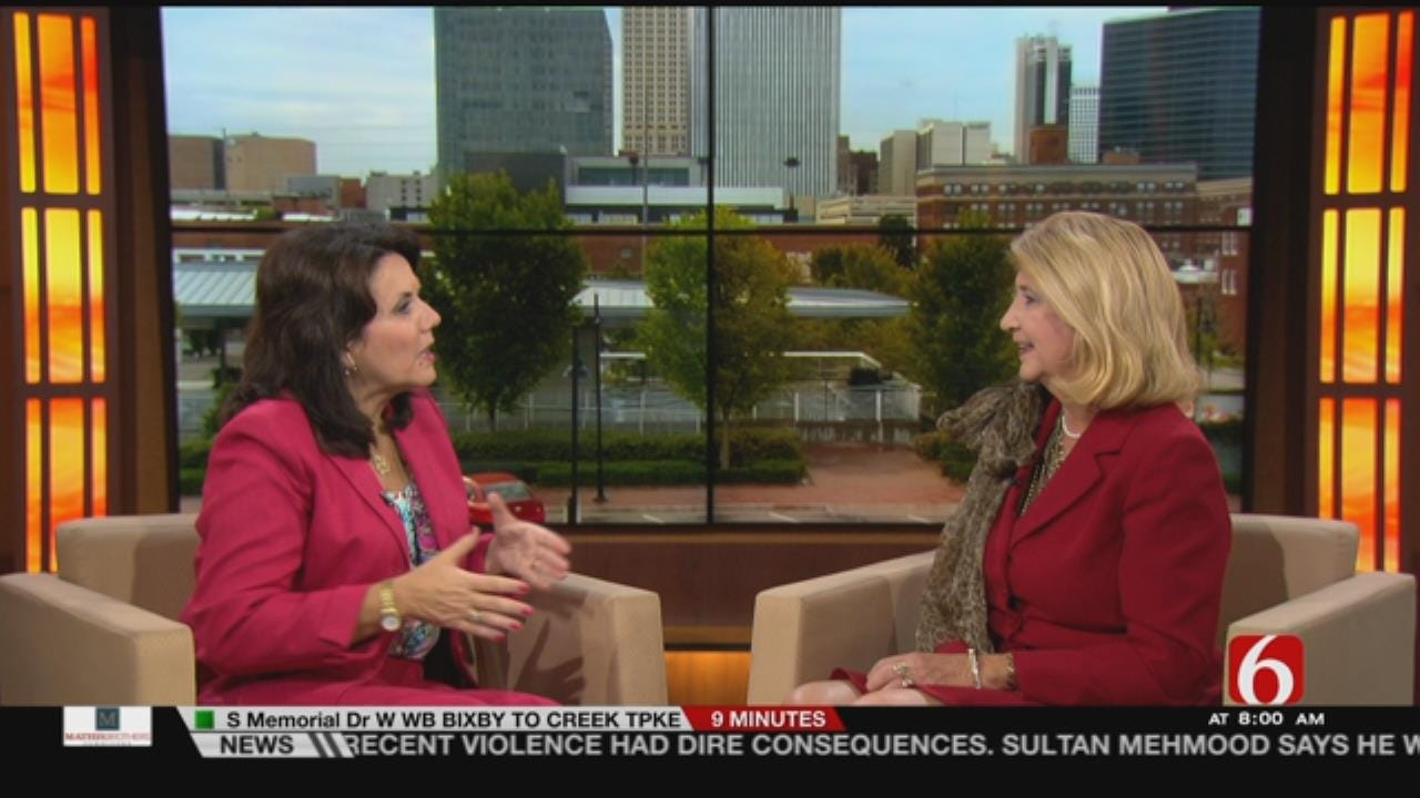 Tulsa's Dress For Success Holds Fundraiser