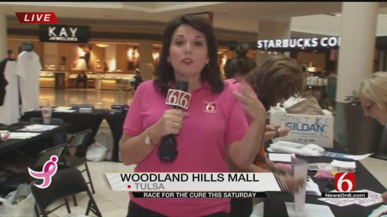 Susan G. Komen Race For The Cure To Kick Off Saturday