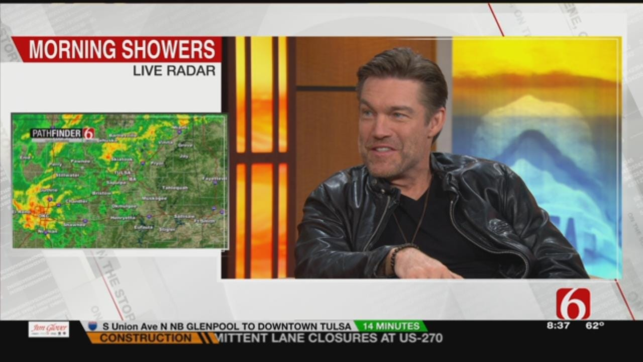 'Bodyguard' Judson Mills Appears On 6 In The Morning
