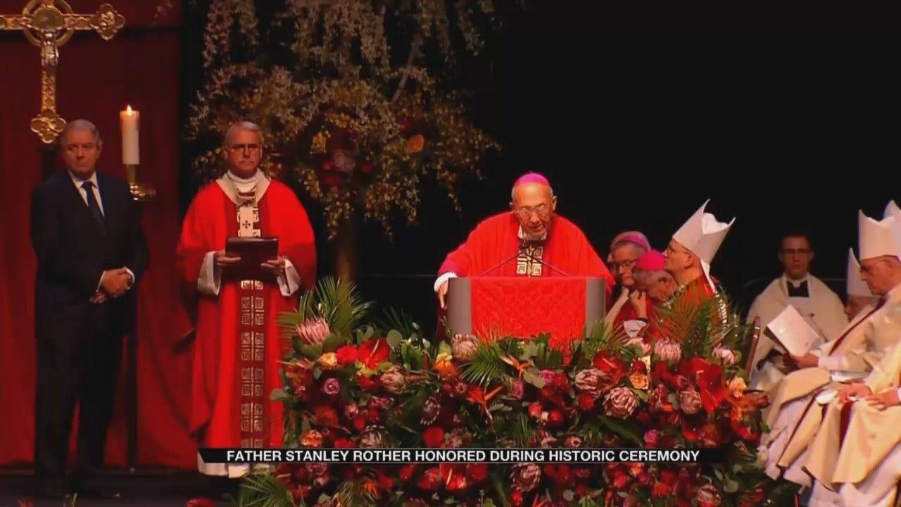 Beatification Mass Saturday For Oklahoma Catholic Priest