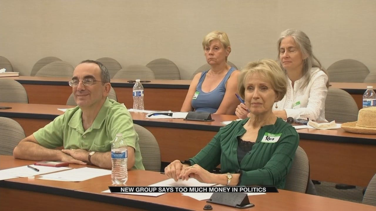 Tulsa Group Meets To Discuss Possible 28th Amendment