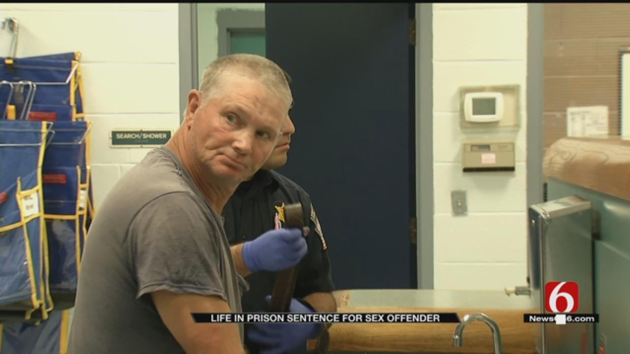 Rogers County Jury Recommends Over 65 Years For Repeat Arrested Sex Offender