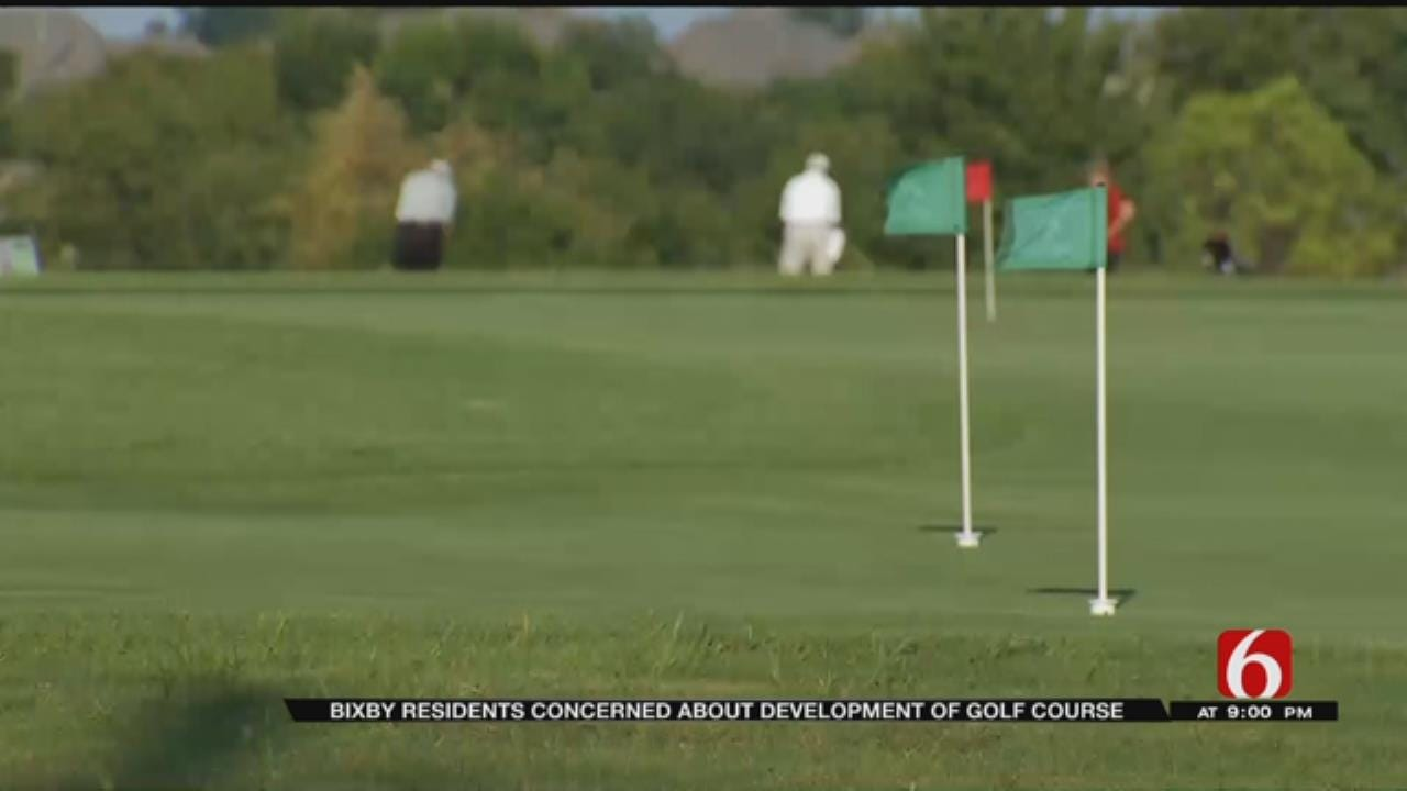 Only Golf Course In Bixby Rumored To Close
